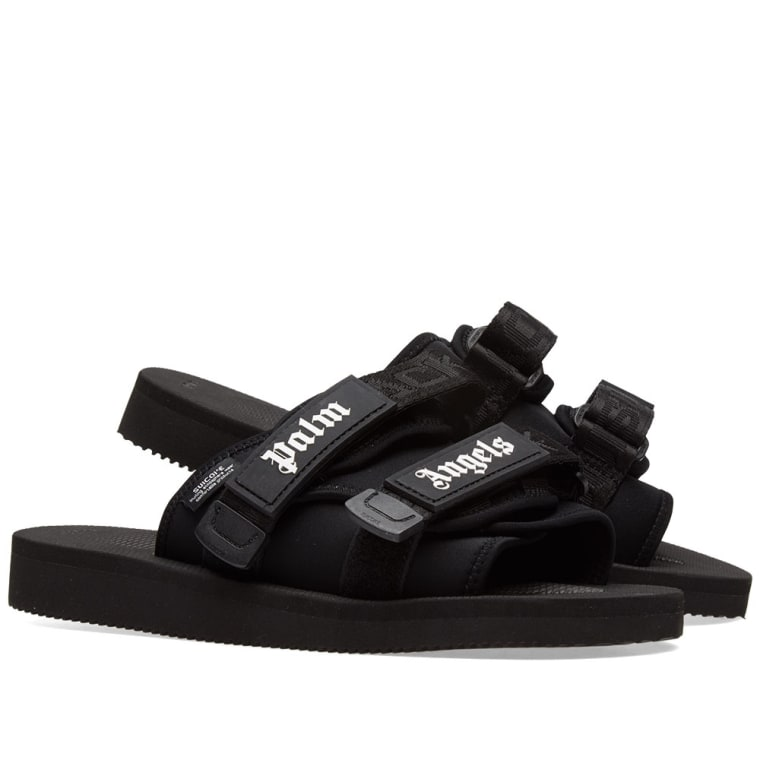 suicoke slides Palm Angels