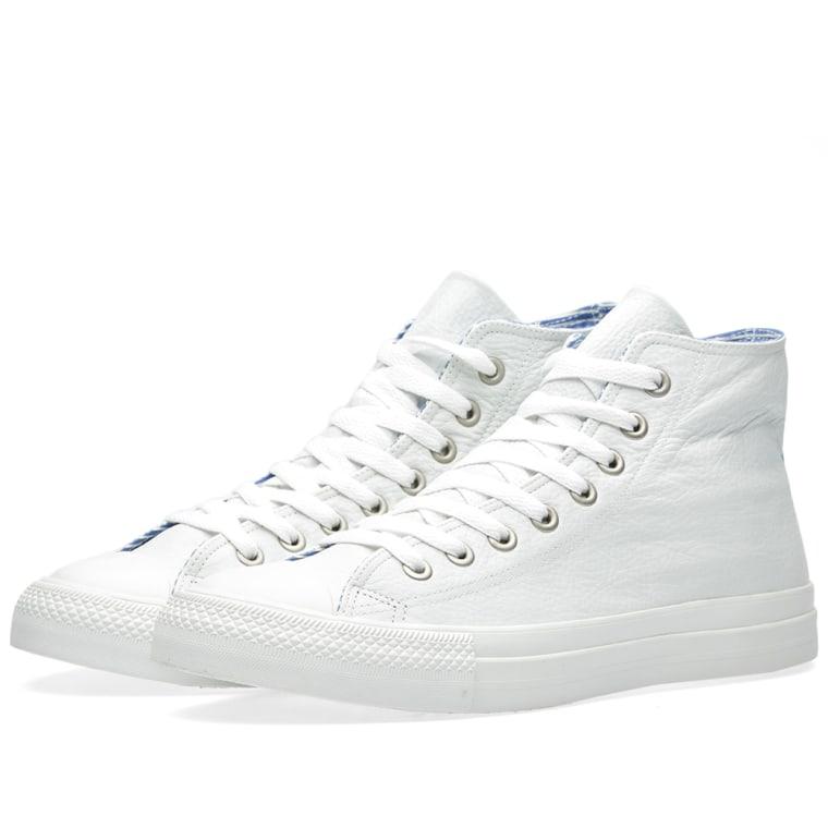 JUNYA WATANABE Leather High-Top Sneakers