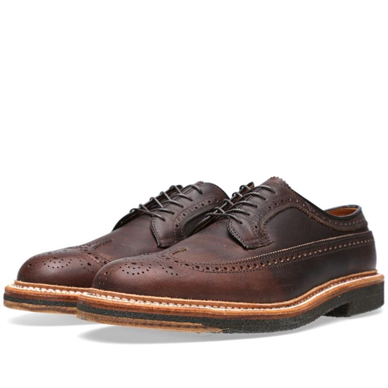 Alden Brown Shoe Laces
