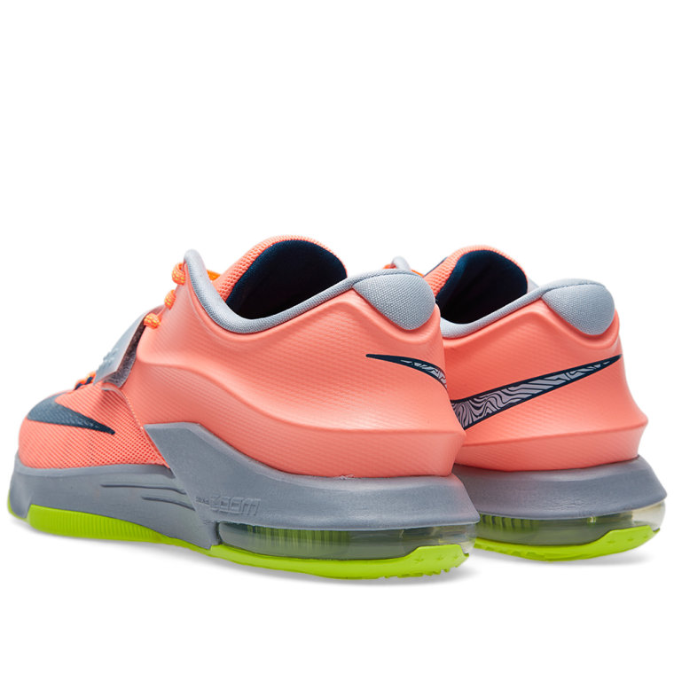 Kd 7 35k Degrees On Feet Nike KD VII ...