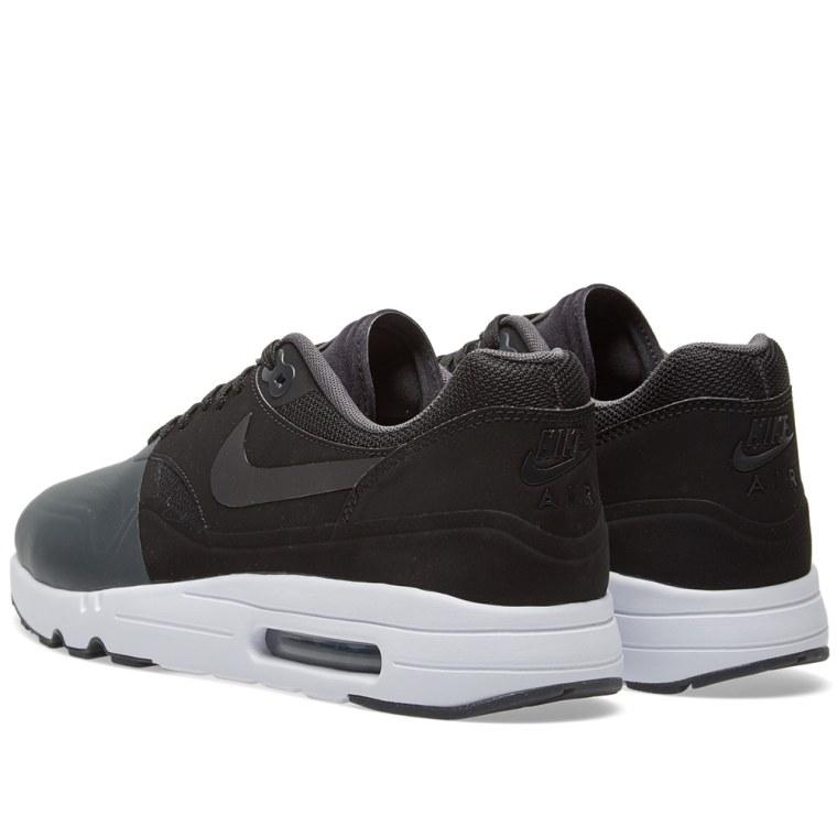 Spring Summer 2018 Nike Gray Nike Air Max 1 Ultra 2 0 SE 875845 002 United States Women Men Sneaker Size 11 US 7 7 2013 2013
