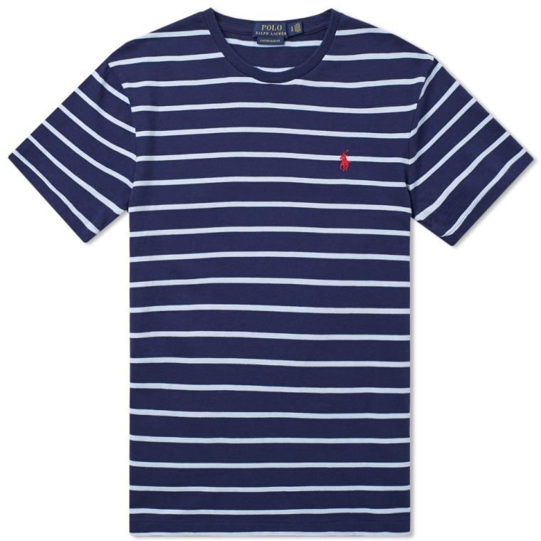 Ralph Lauren Classic stripe polo shirt