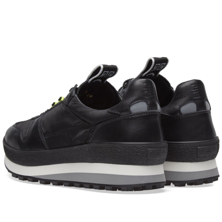GivenchyTR3 runner leather sneakers