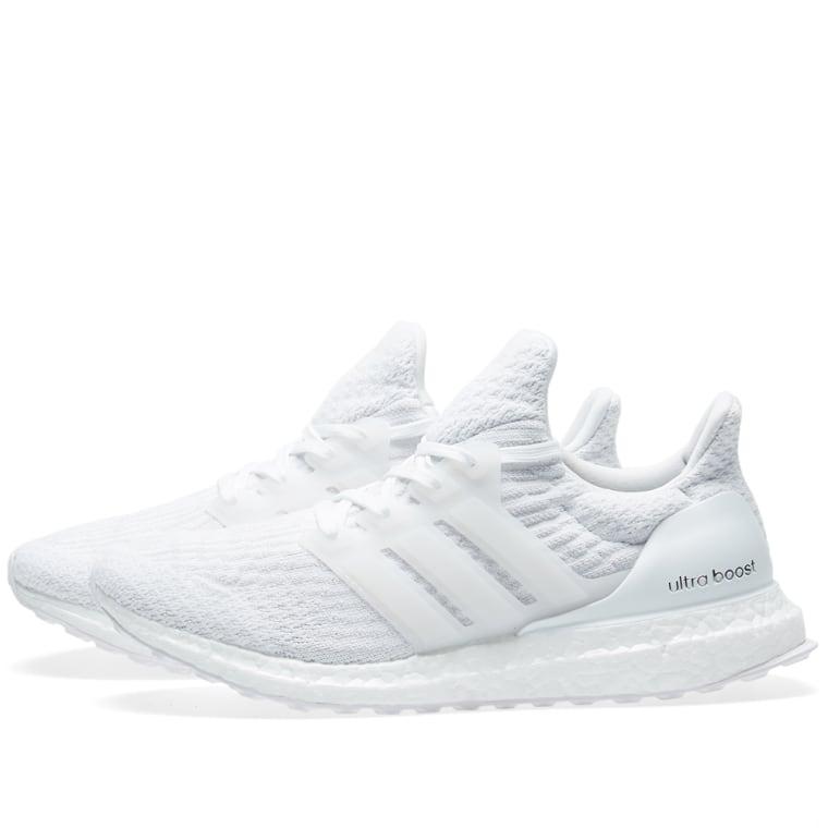 size 40 55b56 0b934 huge end clothing restock yeezy boosts fragment 1s more justfreshkicks  adidas  ultra boost 3.0 white 2