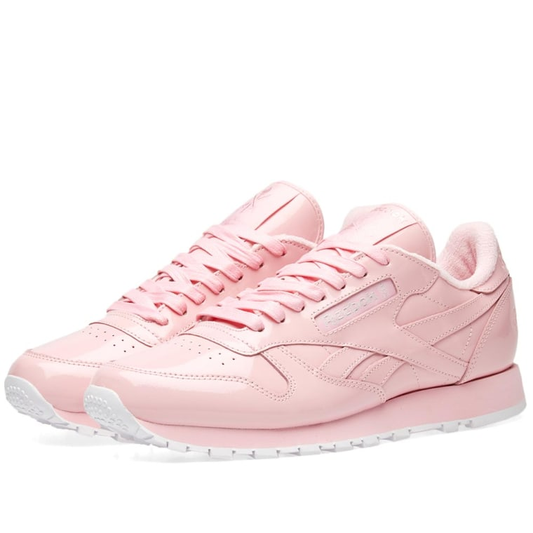 Reebok x Opening Ceremony Classic Leather Pink Glow/ White