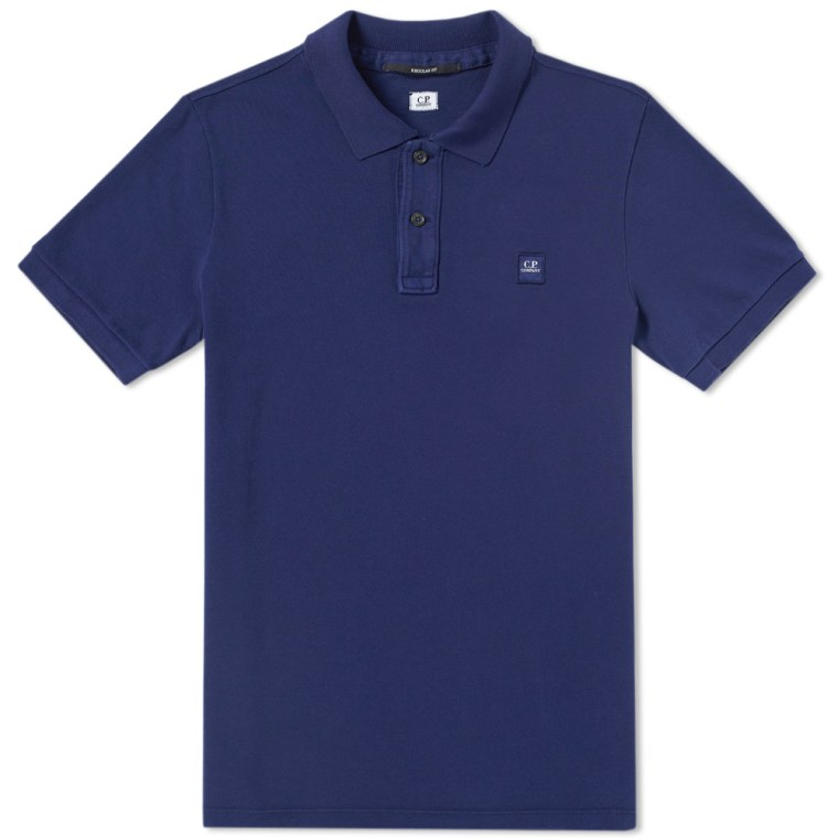 Cp company patch logo polo blueprint end cp company patch logo polo blueprint flat 1 malvernweather Images