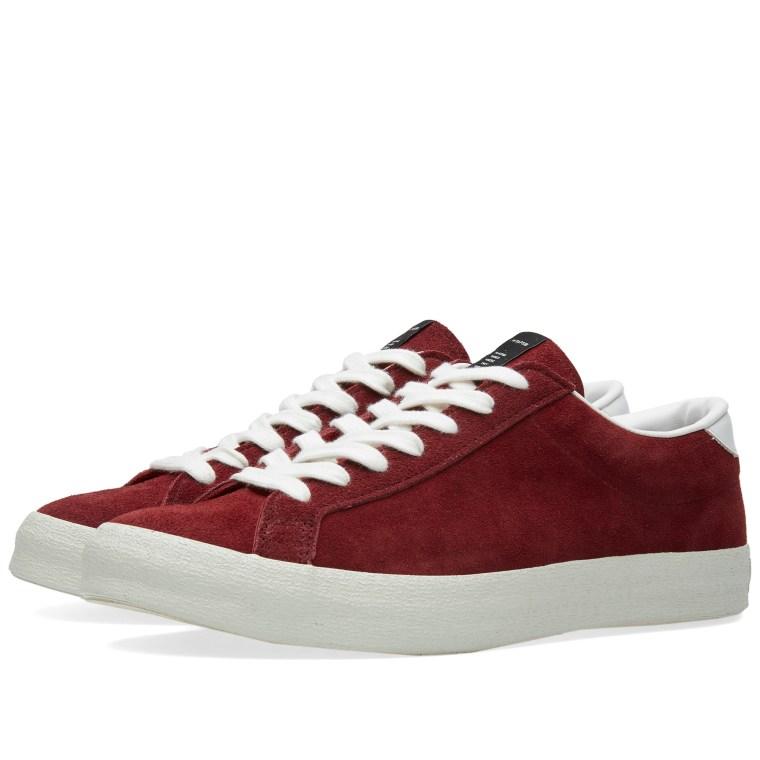 WTAPS Court Sneaker Burgundy shoes online hot sale