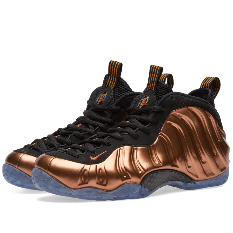 Air Foamposite One 'Copper' - 314996-007 - Size 14 - Us Size