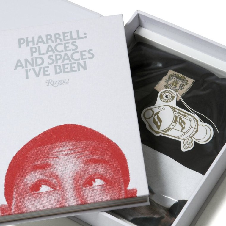 pharrell places amp spaces ive been deluxe edition