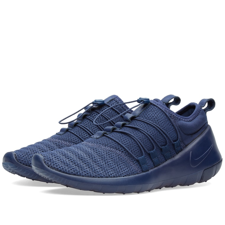 Nike Payaa Premium QS Mid Navy  Black 1