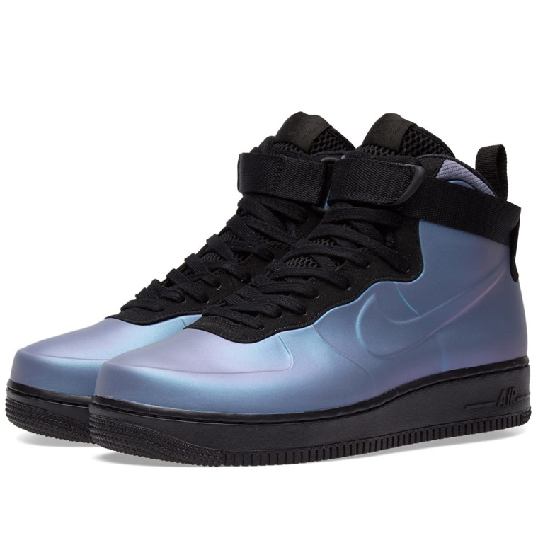 9acaec3f4d2 ... Nike Air Force 1 Foamposite Cup Light Carbon Black ...