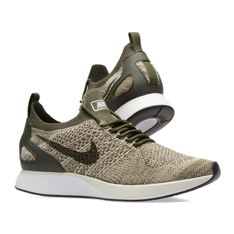 91371550cd88 ... Nike Air Zoom Mariah Flyknit Racer W Cargo Khaki Summit White ...