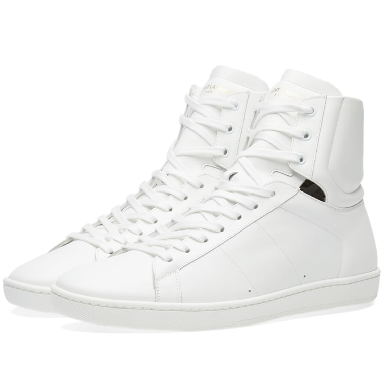 Sneaker high - optic white