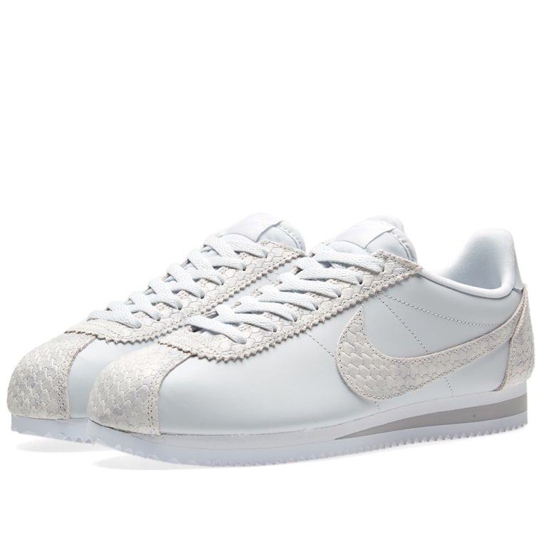 Nike CLASSIC CORTEZ PREMIUM W Noir
