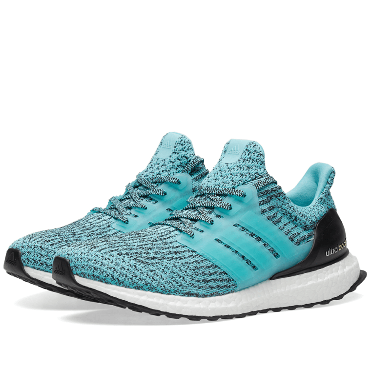 adidas ultra boost 3.0 w mint black 1