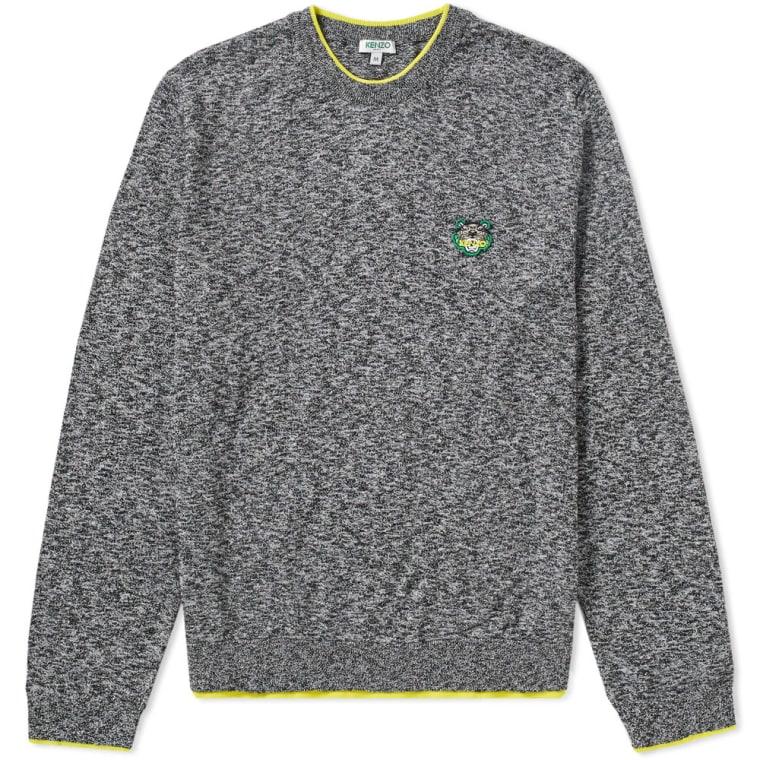 kenzo tiger shirt yellow sale   OFF56% Discounts 75129e5e28e