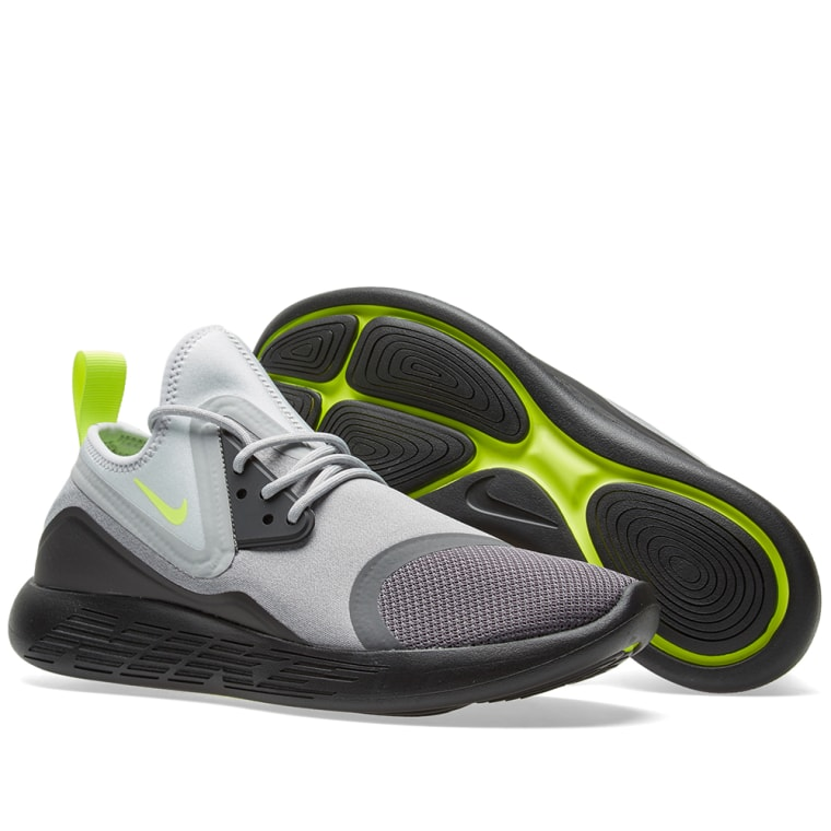 Nike Air Current Black Volt Charger  330abc07f