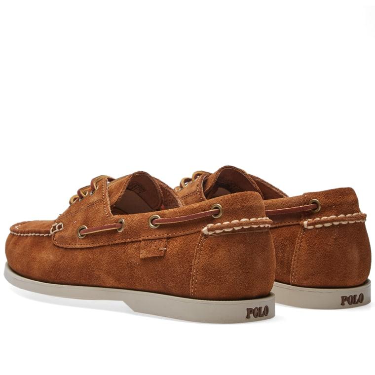 Polo Ralph Lauren Bienne II Classic Boat Shoe (New Snuff ...