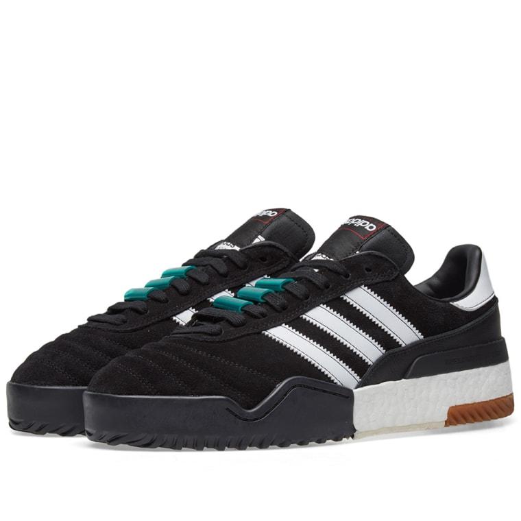 Black Bball Soccer sneaker adidas Originals by Alexander Wang