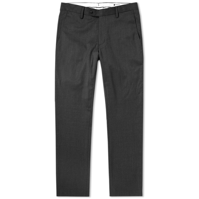 Theo Slim-fit Woven Trousers Nn.07