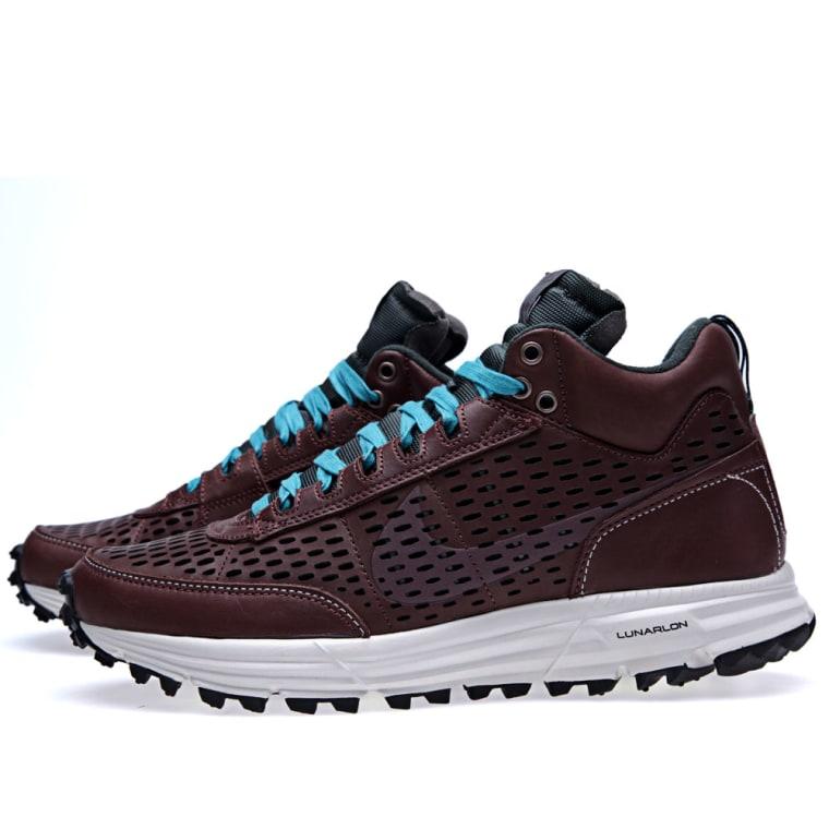 cca3f121b9 ... Shoes Boots Nike Lunar LDV Sneakerboot PRM QS Barkroot Brown 2 ...