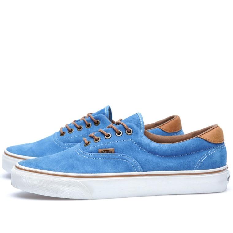 blue suede vans era