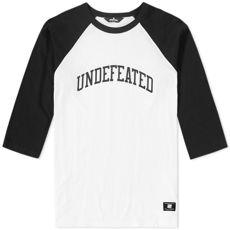 UNDFTD Shirt Cuff Raglan Black