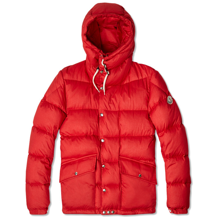 Moncler Montclair Jacket (Red) | END.