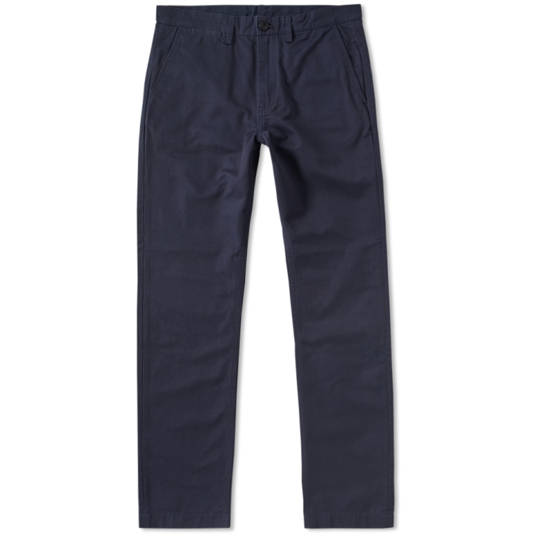Fred Perry Childrens Chino - Navy