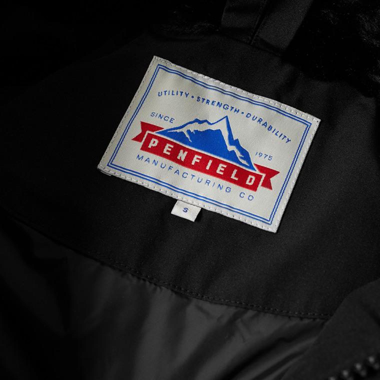 Penfield hanford jacket black end for Premium motors hanford ca
