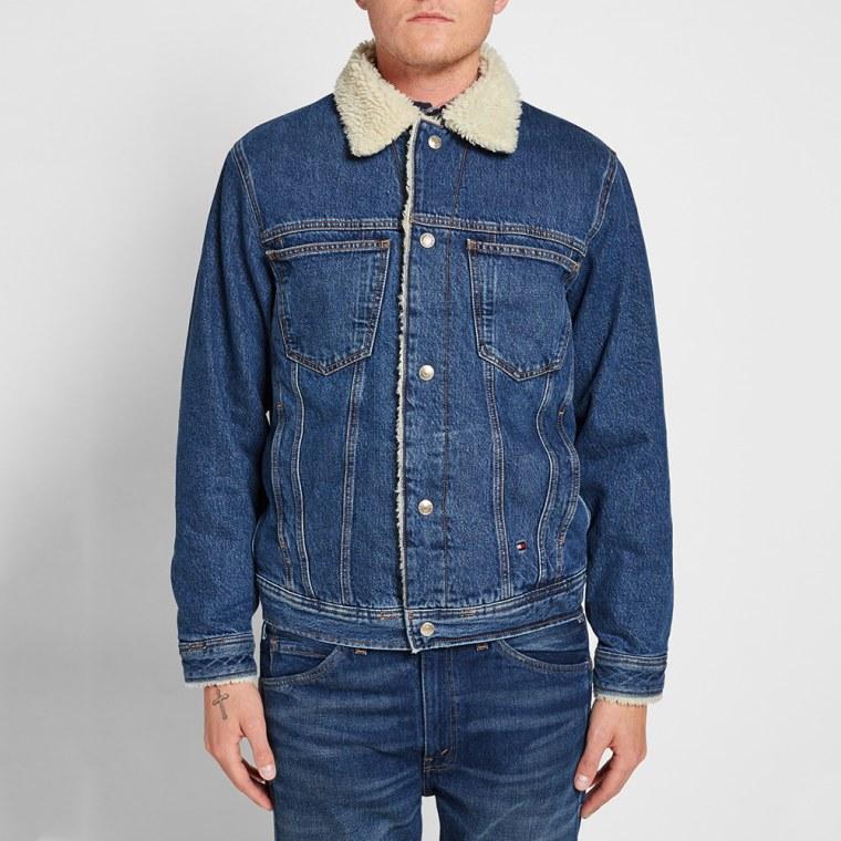 Tommy jeans 90s camo jacke