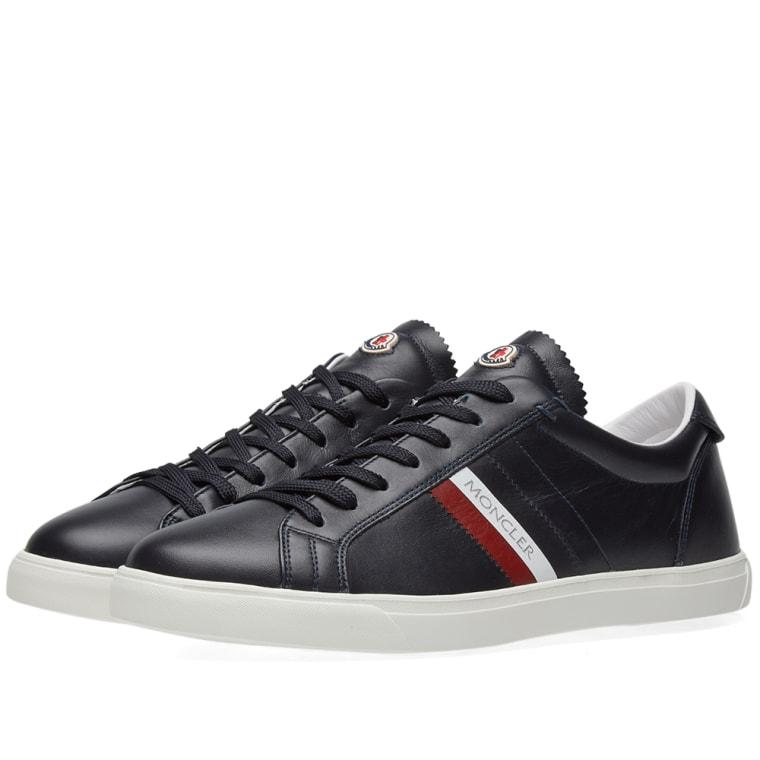 Navy La Monaco Sneakers Moncler
