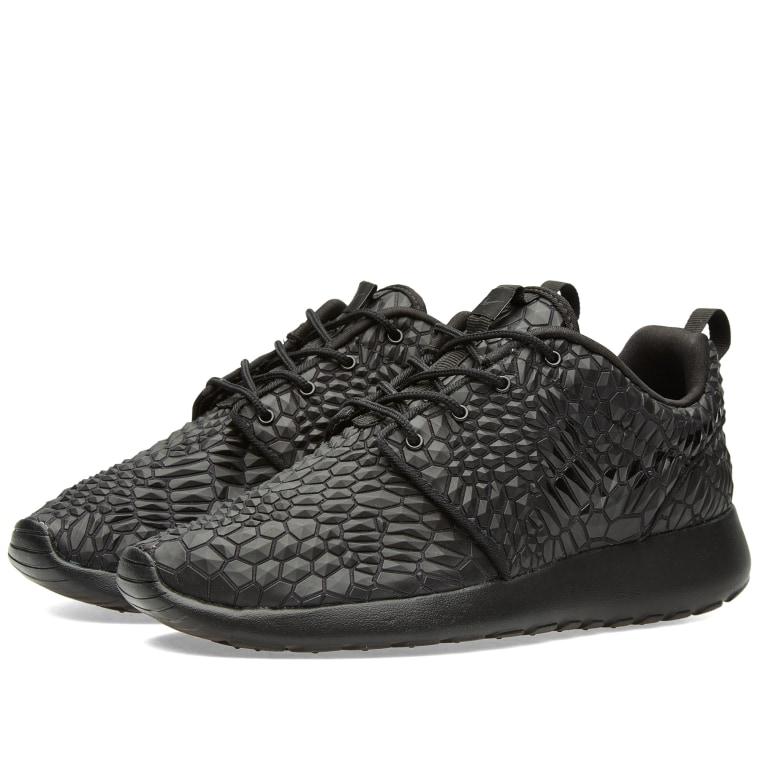 Black - Nike Roshe One Dmb Shoes - Womens Sneakers UK FD476316