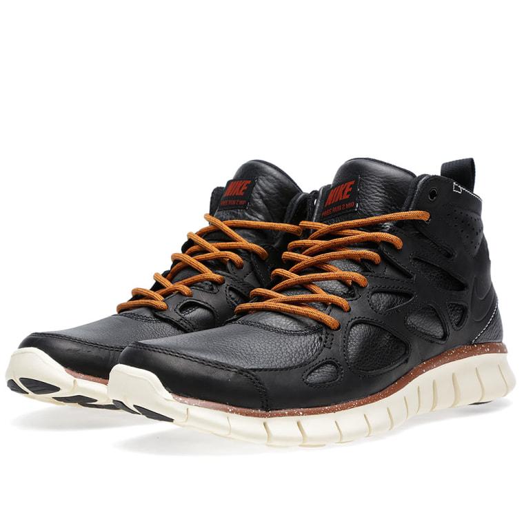 nike free 2 sneaker boot
