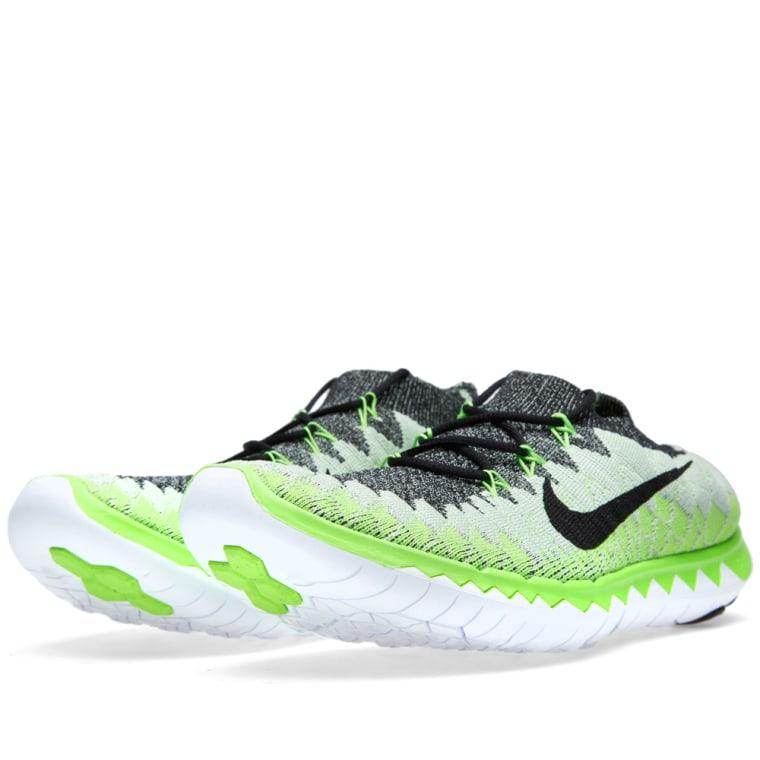 New Nike MENS FREE 3.0 FLYKNIT 636232 013 SZ 8