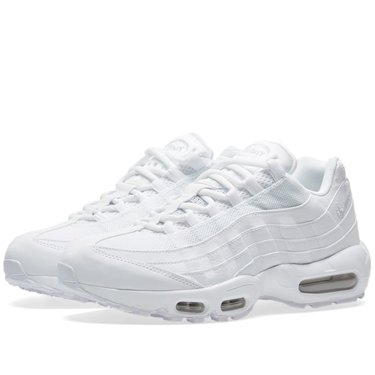 nike w air max 95 white pure platinum end. Black Bedroom Furniture Sets. Home Design Ideas