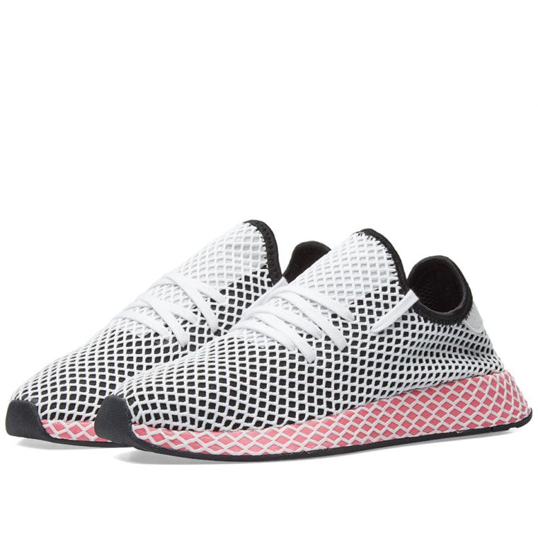 befc76ed8 website full of sneakers half off adidas deerupt runner w - vietola.com