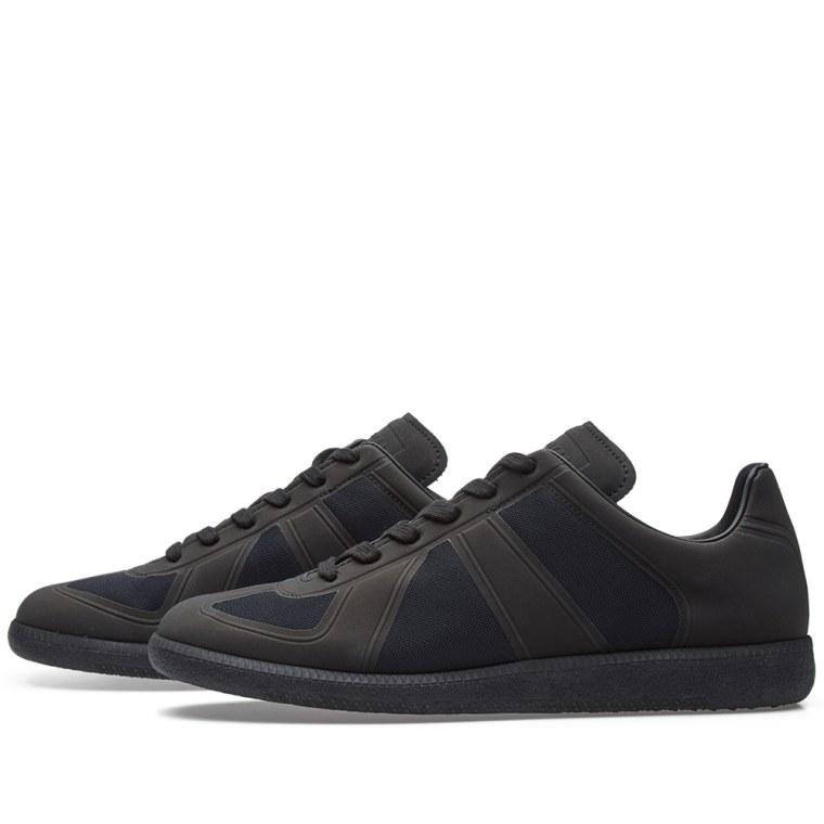 Maison margiela 22 tech replica sneaker black end for Maison margiela 22