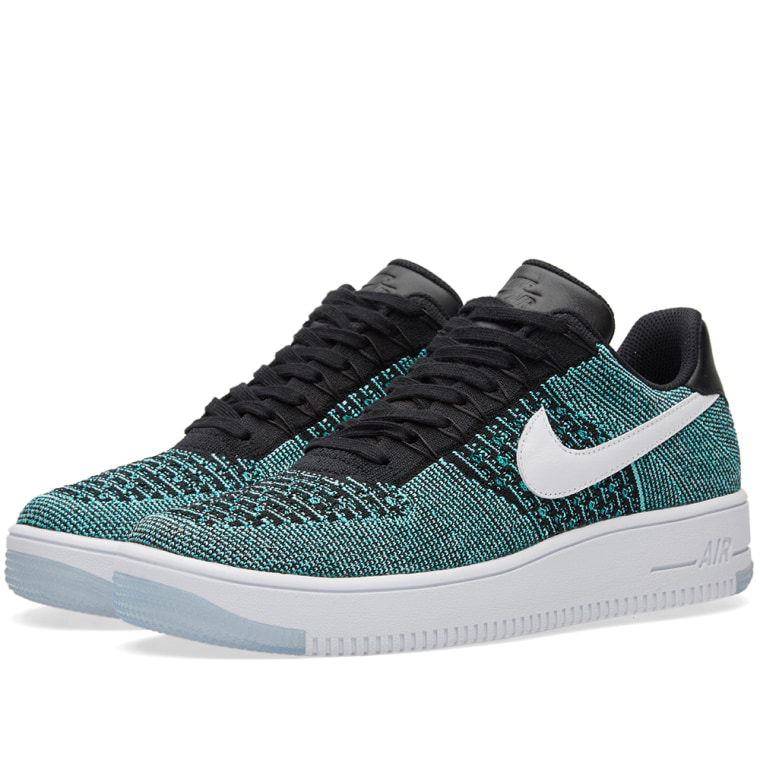 4dd3a996d4f945 Nike Air Force 1 Ultra Flyknit Low Hyper Jade