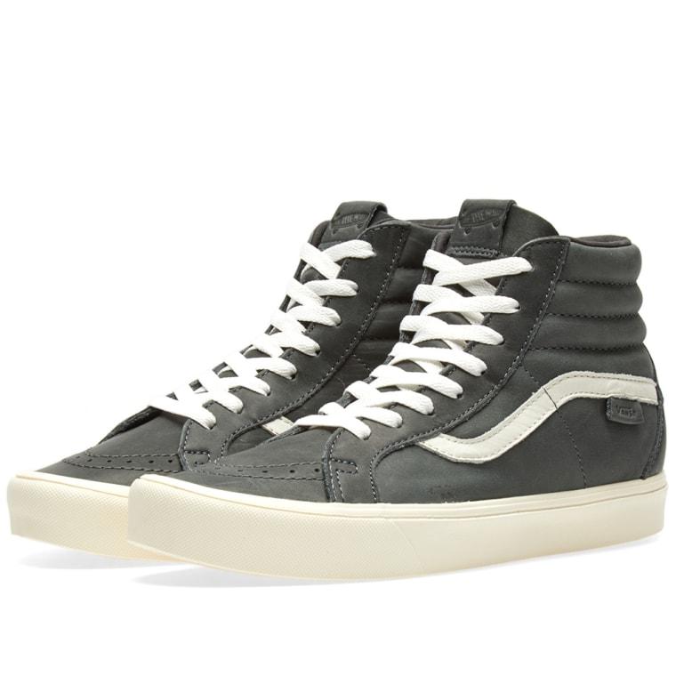 Raf Simons Pink SK8-Hi Reissue Lite LX High-Top Sneakers