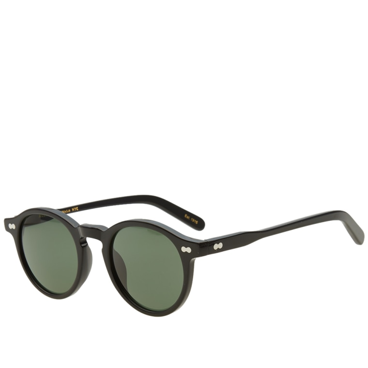 Miltzen optical frames - Black Moscot