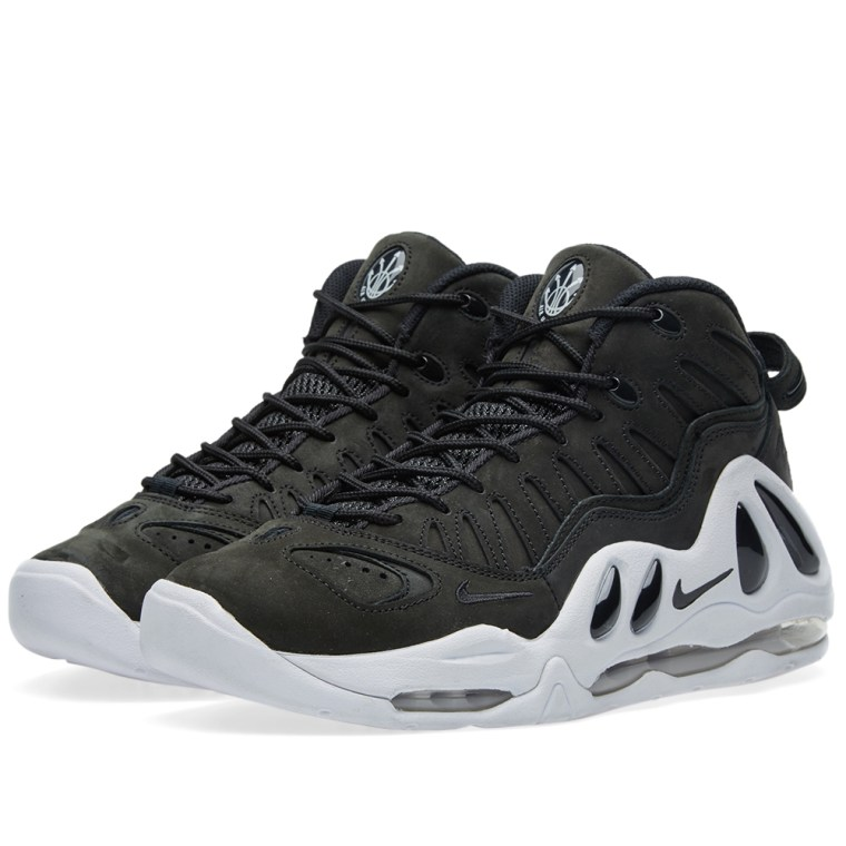 nike air max uptempo 97 black white end. Black Bedroom Furniture Sets. Home Design Ideas