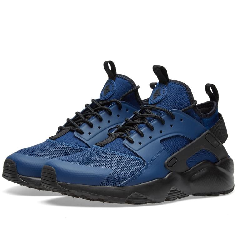 09edb8de569c7 Nike Air Huarache Run Ultra Coastal Blue Dark Obsidian ...