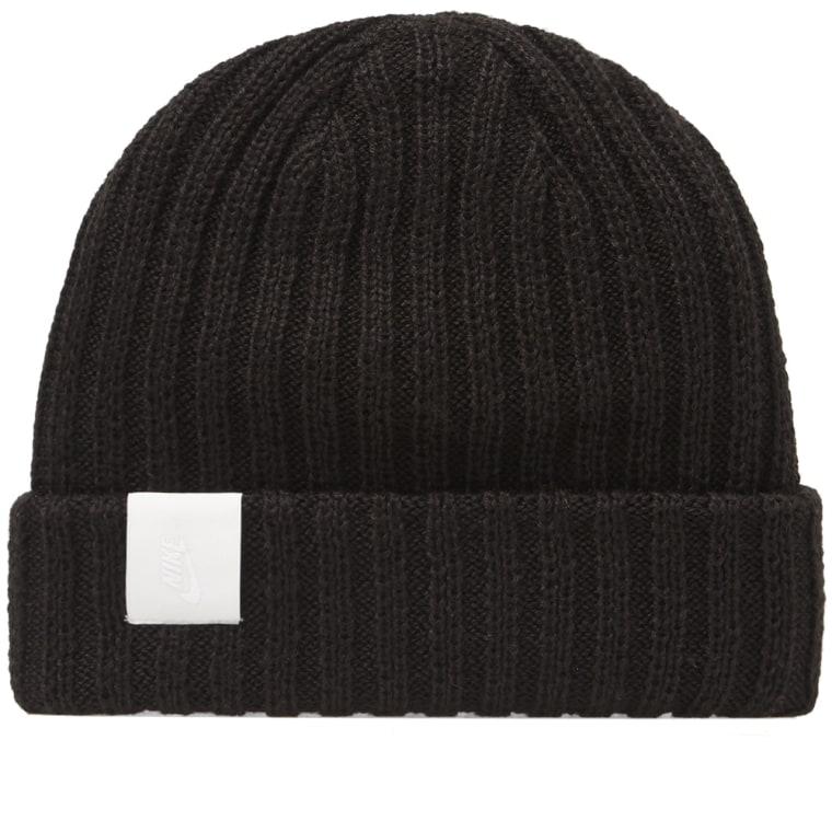 08e64a1b2a9 ... knit cheap sale 018a1 7a9f2  free shipping nikelab essentials beanie  black sail 1 42390 4e5c0