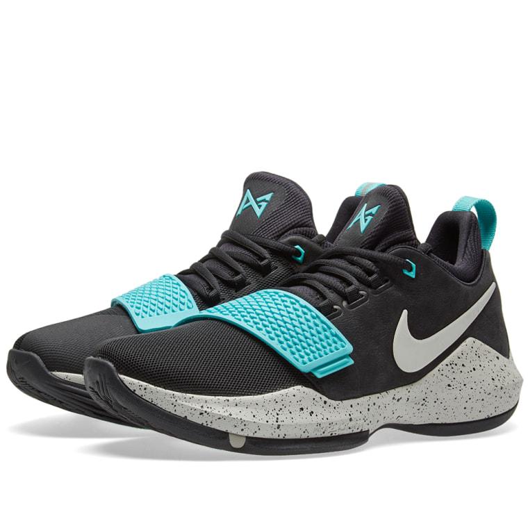Nike PG 1 # 878627 002 Paul George Light Aqua Men SZ 7.5 - 13 !