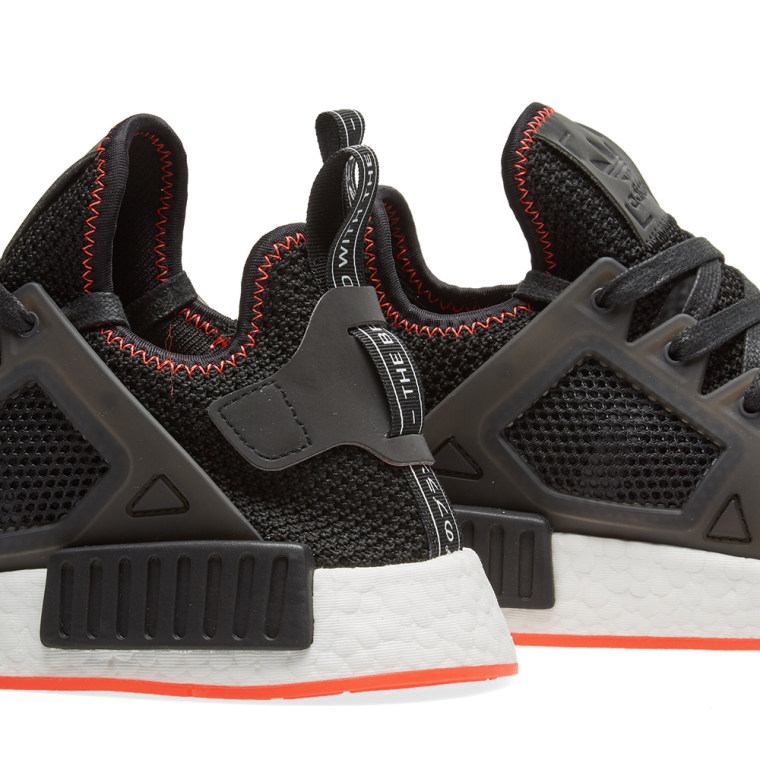 2251de87058 Adidas Nmd Solar Red With Black Stripes Fc Dallas Youth | Moran Prizes