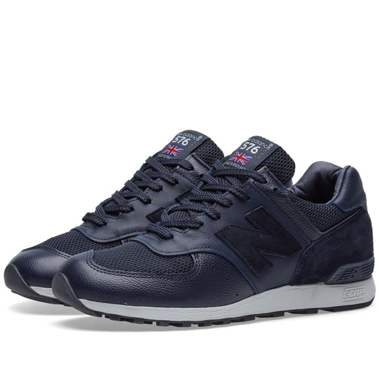 New Balance M576LNN (J36x8698) - Navy - New Balance Men Shoes Online