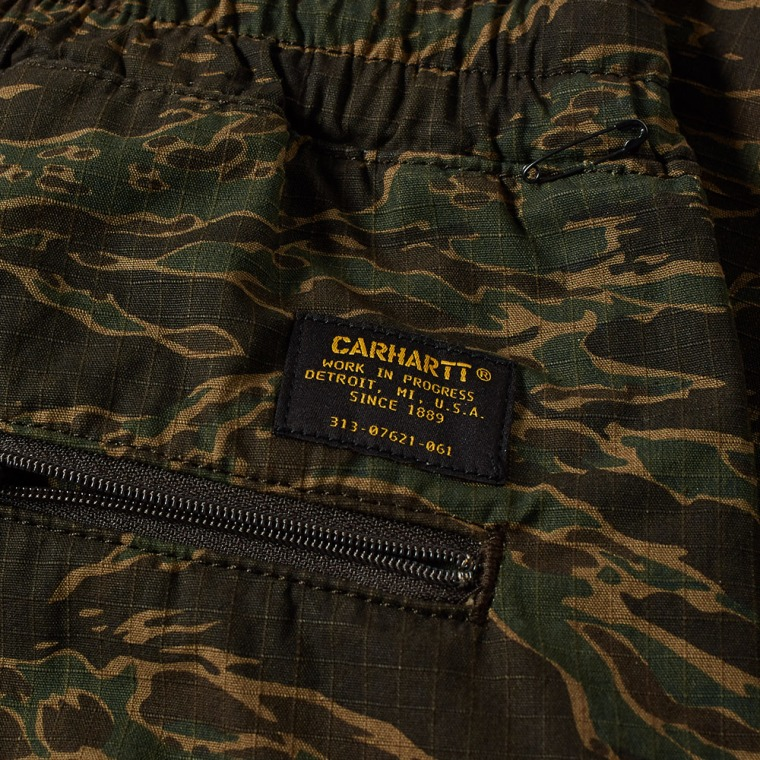 Taxi Columbia Mo >> Carhartt Cargo Pant (Camo Tiger Laurel Rinsed) | END.
