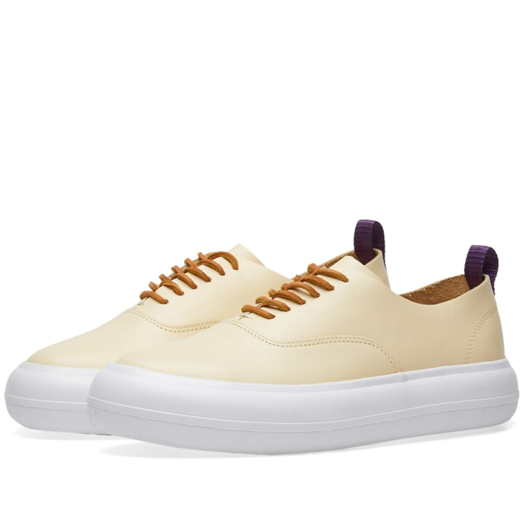 Maritime leather trainers Eytys