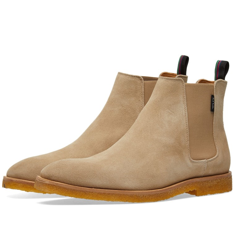 Paul Smith Men's Andy Suede Chelsea Boots